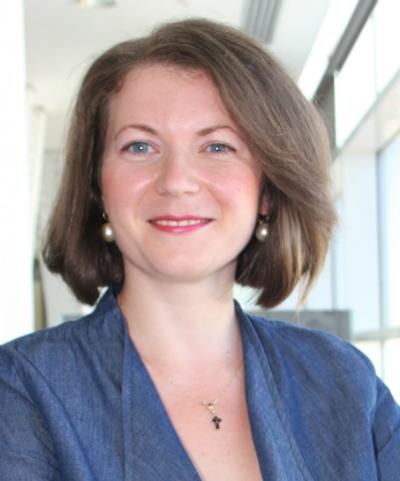 Mihaela Matei supervising marketing associate ey romania