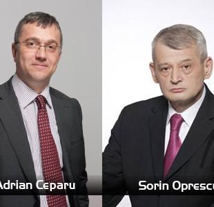 Ceparu - Oprescu