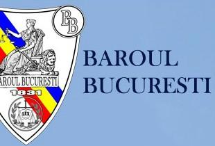 Baroul Bucuresti 2