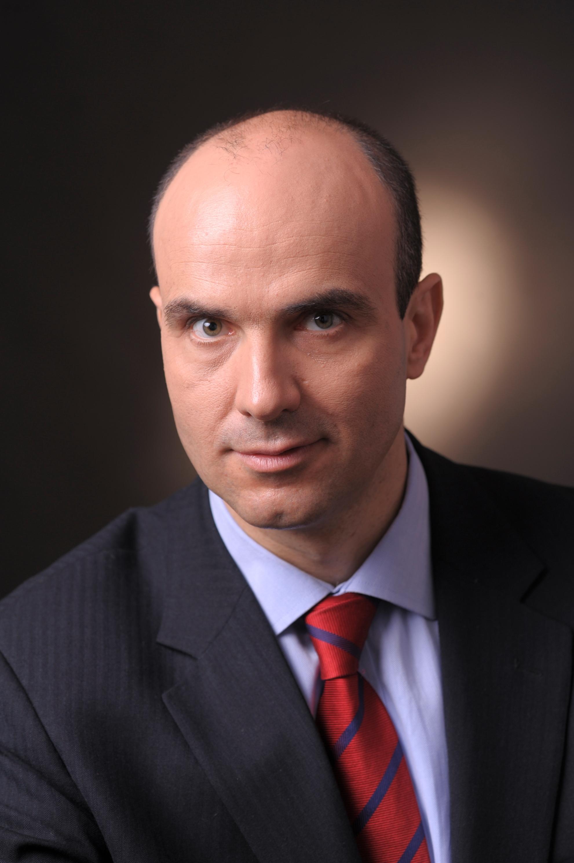 Gabriel Sidere CMS Romania Managing Partner