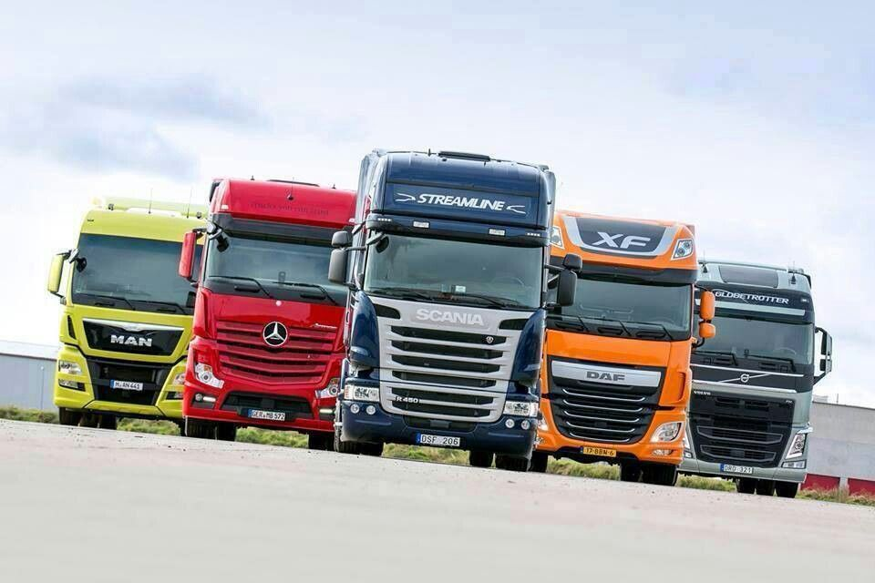 Volvo, VW, Iveco, Scania, Mercedes e DAF enfrentam processo de 4 Bilhões por cartel