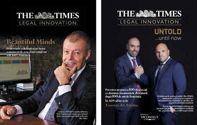 The times legal innovation